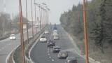 Километрична опашка от коли между Банско и Симитли