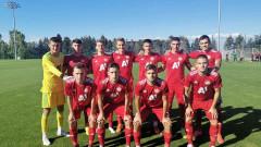 ЦСКА U19 разгроми връстниците от Хебър