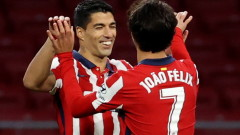 Атлетико (Мадрид) не подцени Кадис и надигра новаците с 4:0