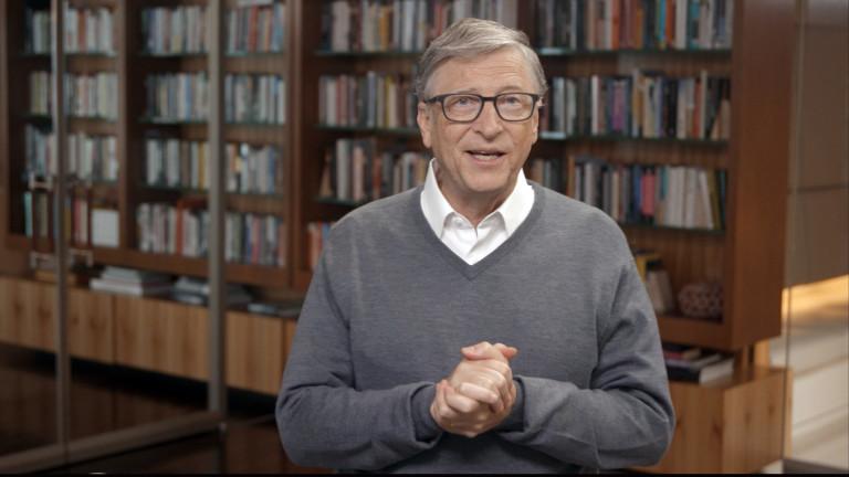 5 книги, които Бил Гейтс препоръчва за лятото