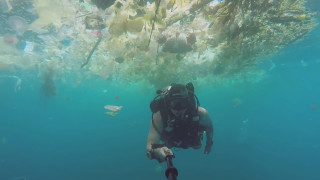 Пластмасата превзема океаните