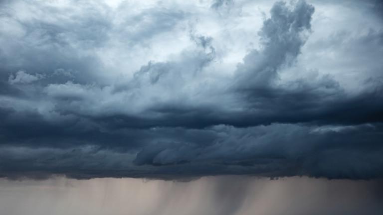 Идват облаци и дъжд