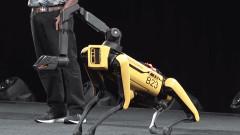 """""""Кучето"""" на Boston Dynamics е вече на пазара"""