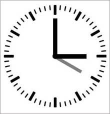 Преместихте ли часовника с един час назад?