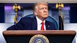 """Тръмп се закани да """"отвърже"""" американската икономика от Китай"""