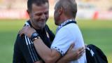 Младенов с 26-о равенство в шампионата като треньор на ЦСКА