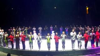,,Большой Московский Цирк'' вдигна адреналина на родната публика