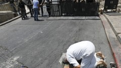 Напрежение в Израел между палестинци и евреи