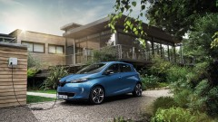 Тест драйв: Renault ZOE