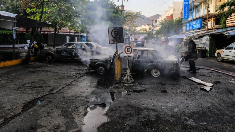 Около 30 кандидати убити преди изборите в Мексико през юли