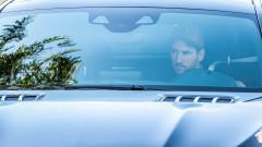 Лионел Меси пристигна първи за днешната тренировка на Барселона