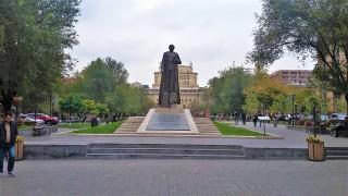 Паметникът на Гарегин Нжде като тест за Никол Пашинян