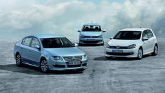 Volkswagen ще представи на автосалона във Франкфурт моделите Polo, Golf и Passat Blue Motion