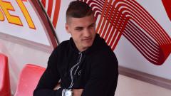 Десподов: Искам да играя за всички национални отбори, усещам ги нещата