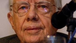 Джими Картър под съд за антиизралеска позиция