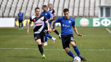 Черно море победи Локо (Горна Оряховица) с 2:0 в контрола, Иса и Зе Гомеш с голове
