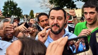 Салвини очаква конкретни ангажименти от ЕС по сделката за мигрантите
