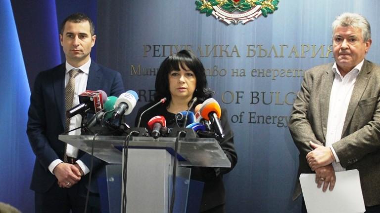 Енергийният министър Теменужка Петкова е готова да понесе отговорност заради