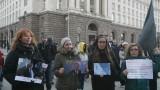 Пореден протест срещу Симеонов се проведе в столицата