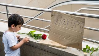 Убиецът от Мюнхен въоръжен с 300 куршума