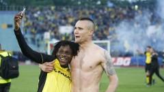 Виктор Генев отрече за трансфер в Левски