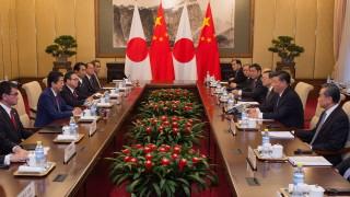 Отношенията с Япония се върнаха в правилната посока, доволен китайският лидер