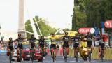 Германска победа на Шамс д'Елизе в последния етап на Тура