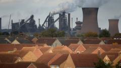 Индийската Tata Steel продава целия си британски бизнес