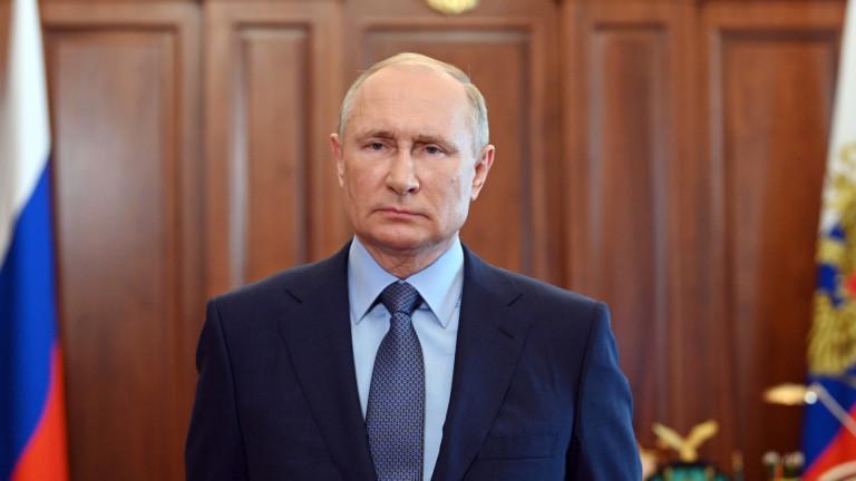Да, от руския президент Владимир Путин би станал добър злодей