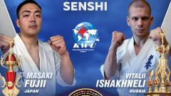 Бойни звезди от Япония и Русия на ринга на SENSHI 5