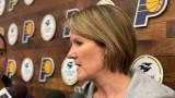 Как една жена записа името си в историята на NBA