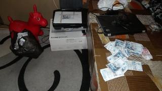 По 5,6 г. затвор за двама фалшификатори на валута