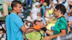 Роджър Федерер на полуфинал след два спасени мачбола (ВИДЕО)