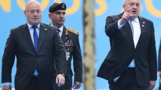 Грузия предлага САЩ и НАТО да използват военната й инфраструктура