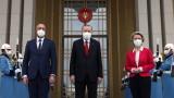 """Евродепутати искат отговори заради """"дивангейт"""" на Турция"""
