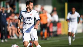 Едисон Йорданов отбеляза пореден гол за клуба си