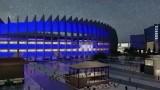 Видеото на Диксън за нов стадион на Левски е направено от безплатен сайт за проектиране