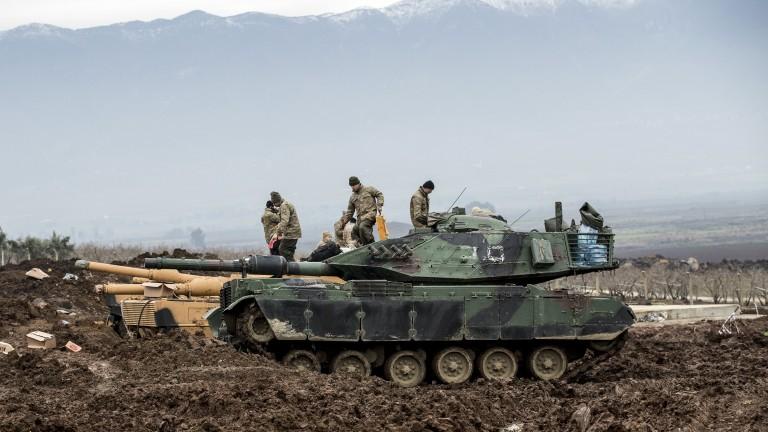 Сирийските кюрди обявиха, че са убили 308 турски войници от началото на операцията