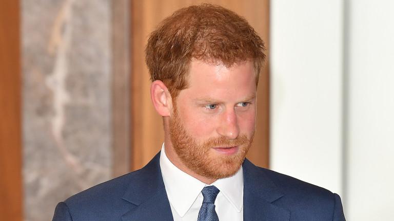 Кой разчувства принц Хари