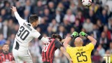 Реферът от дербито Ювентус - Милан ще отнесе сериозно наказание