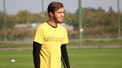 Две от звездите на Ботев (Пловдив) на линия за мача с Дунав