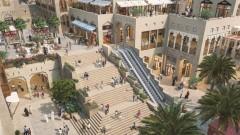 Дубай влага 2 милиарда долара в най-големия мол в света (ВИДЕО)