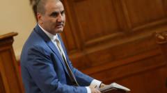 Цветанов чул за компромат срещу Петров откъм служебния вицепремиер