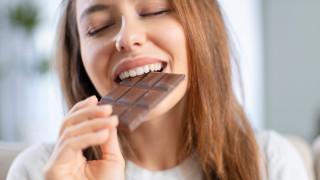 Можем ли да отслабнем с шоколад