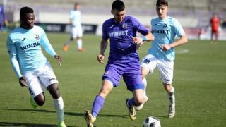 Етър - Дунав 3:0, гол на Ангелов