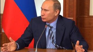 Путин отказа ТВ дебатите