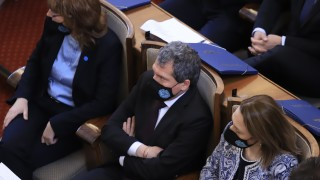 Тошко Йорданов разговарял с Херо Мустафа за борбата с корупцията