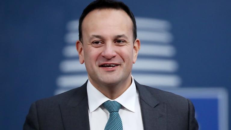 Ирландският премиер Лео Варадкар коментира провеждащите се днес предсрочни парламентарни