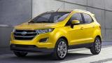 Ford започва производство на EcoSport в Румъния за Европа
