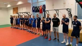 Волейболният Левски започна подготовка за новия сезон